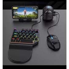 PubG 3in1 Klavye Mouse Bağlayıcı Oyun Konsolu Fiyatları