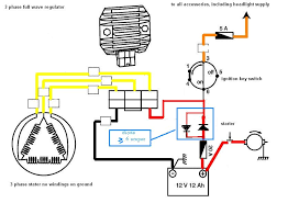 wire rectifier wiring diagram image wiring diagram gy6 5 wire rectifier wiring diagram jodebal com on 6 wire rectifier wiring diagram