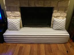 covering up a stone fireplace ideas