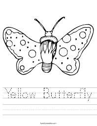 Butterfly Worksheet Free Worksheets Library | Download and Print ...