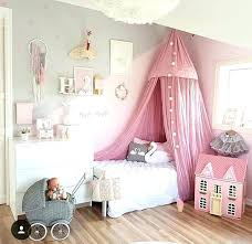 Little Girl Canopy Bed Toddler Girl Canopy Bed Pertaining To Elegant ...