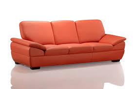 Orange Chairs Living Room Amazing Orange And Cream Sofa With Table Closeup Wallpaper And
