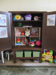 charming furniture for kid room design and decoration using toy storage cabinet beautiful light walnut