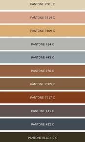 earth tones palette