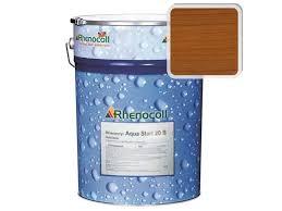 <b>Лак фасадный Rhenocoll Aqua</b> Start 20S каштан, шелковисто ...