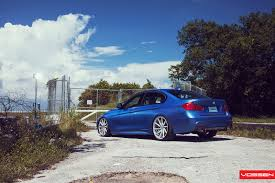 BMW 335i - CVT | Vossen wheels, BMW and Wheels