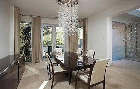 dining room lighting contemporary residential lighting modern dining room orange county decor