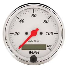 auto meter 5292 hall effect speedometer sender for ford trans auto meter 1388 arctic white air core speedometer gauge