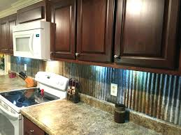 modern corrugated metal backsplash rustic from reclaimed tin roofing large size rusted siding fence panel