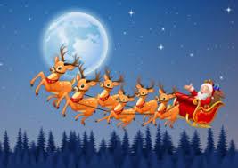 A List Of Santas Reindeers Names And Their Personalities Santa