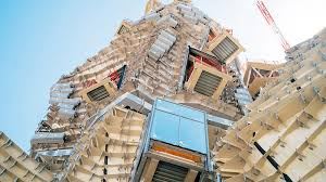 postmodern architecture gehry. Beautiful Gehry Arles Tower France In Postmodern Architecture Gehry Y