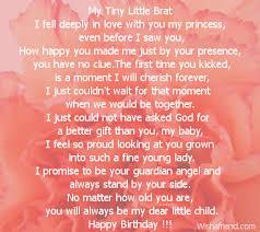 Daughter Birthday Poems via Relatably.com