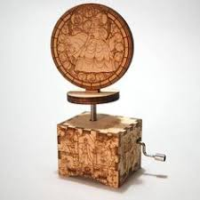 Engraved Wooden Music Box Game Of Thrones Game of Thrones Music Box direct from the designer in Pharr Texas 75
