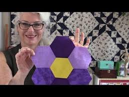 Free Unique Hexagon Star Quilt Pattern - YouTube | blocks ... & Free Unique Hexagon Star Quilt Pattern - YouTube | blocks | Pinterest | Star  quilt patterns, Star quilts and Patterns Adamdwight.com