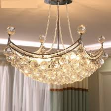 new style crystal chandelier lighting fixture crystal light res de cristal for living room ceiling lamp