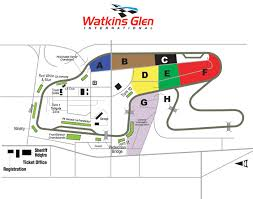 Watkins Glen International Watkins Glen Ny Seating Chart View