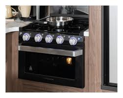 furrion oven with glass cooktop chef inspired appliance with lighted backsplash that give you the perfect blend of performance precision and style