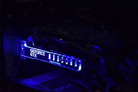 A much more theoretical and abstract approach to computer graphics that takes the human visual system as its starting point: Amazon Com Emperor S Magic Universal Acrylic Gpu Brace Graphics Card Bracket With Led Lights Gtxdaideng Gtx Blue