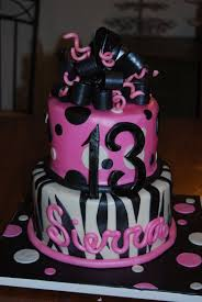 Birthday Cake Ideas For 14 Year Old Boy 14th Girl Number 13 Cupcake