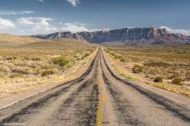 The Road to Van Horn, Texas