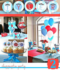 cool birthday party decoration ideas luau theme birthday party