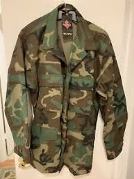 Tru Spec Jacket Sizing Chart Details About Mens Tru Spec Jacket Size L Regular Army Military Fatigue Camo Camouflage