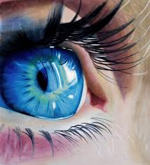 Realistic Eye Pencil Drawing With Color How To Draw An Eye In
