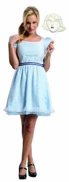 Light Blue Dress Costumes