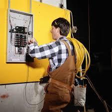 Отчет по практике электромонтера