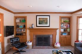best paint colors with wood trimHow to Paint Wood Trim
