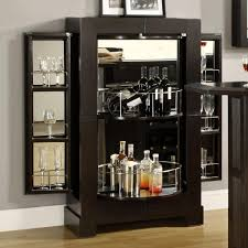 cabinet ideas floor wine rack glass display cabinet bar cabinet intended for proportions 970 x 970