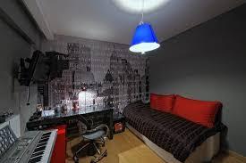bedroom music studio. Interesting Music Modernapartmentrecordingstudio For Bedroom Music Studio S