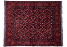 tribal afghan rug 5 x 6 3 feet