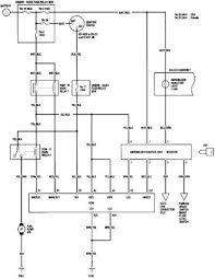2002 honda civic radio wiring diagram wiring diagram 97 honda civic radio wiring harness diagram and