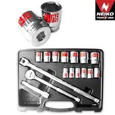 auto mechanic tools. Fine Mechanic 17 Piece 12 And Auto Mechanic Tools