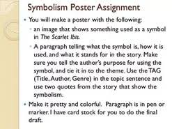 symbolism essay titles  symbolism essay titles