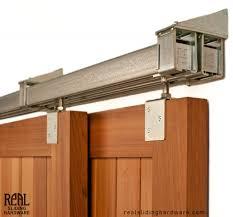 Hanging Sliding Door Kit Heavy Duty Industrial Bypass Box Rail Barn Door Hardware 600 Lb