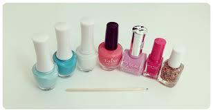 Megoosta Fashion: nail art: tumblr floral nails