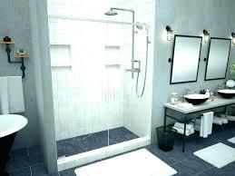 36 x 60 shower pan x shower pan x shower kit x shower base large size