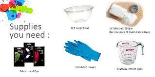Dylon Dye Colour Chart Dylon Hand Dyes Instructions Dylon Malaysia