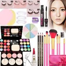 makeup set for beginners. new beginners makeup set 11pcs palette eye shadow brushes make up cosmetics gift tool kit for p