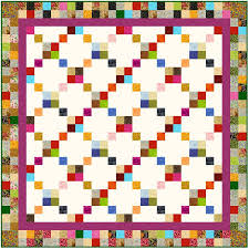 Block ideas using 2-1/2 inch strips & Click on this block to see a quilt made with it. Adamdwight.com