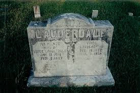 Iva Pierce Lauderdale (1888-1937) - Find A Grave Memorial