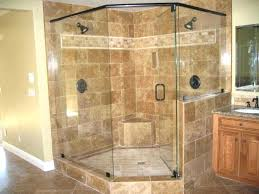 corner glass shower doors x corner shower enclosure corner sliding glass