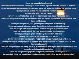 best erma bombeck images erma bombeck quotes  poem by erma bombeck for taranaki information made easy page on mothers day