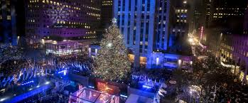 rockefeller center is home to nyc s iconic