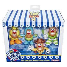 Mr. Potato <b>Head</b> Disney/Pixar Toy Story <b>Mini</b> 4 Pack | Walmart Canada