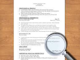 How To Write A Resume For Real Estate Job 13 Steps Do I Summary