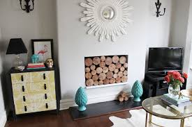 gallery of brilliant decoration fake logs for fireplace log insert fireplace satisfying 7