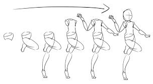 体の描き方これから絵を描き始める人へ その5 萌えイラストを描き